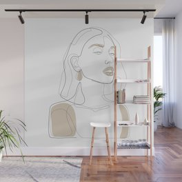 Sun-Kissed Wall Mural