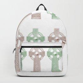 Celtic Crosses Backpack