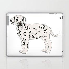 Dalmation Laptop & iPad Skin