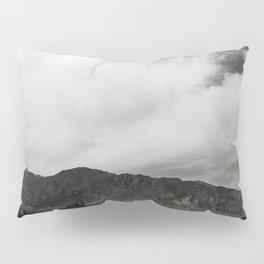Obsidian Mountains Pillow Sham