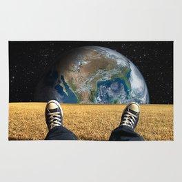 World view Rug