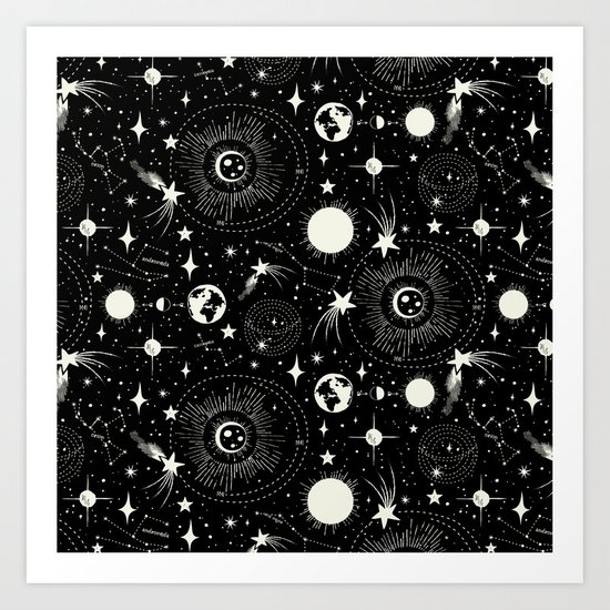 Solar System by heatherduttonhangtightstudio