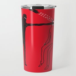 Mouth Travel Mug