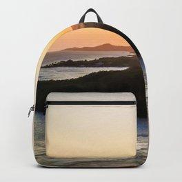 Roatan Sunset Backpack