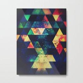 myssblww Metal Print