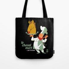 Le Cheval Mort Tote Bag