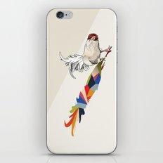 Walking Shadow, Rooster iPhone & iPod Skin