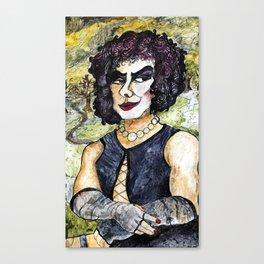Mona Frankenfurter Canvas Print
