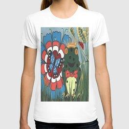 Frog Prince And His Kingdom T-shirt