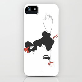 Kiki's Delivery iPhone Case