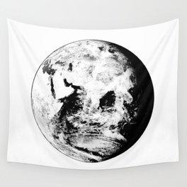 Earth Globe Wall Tapestry