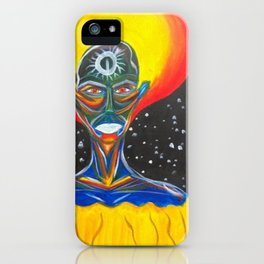Hot head iPhone Case