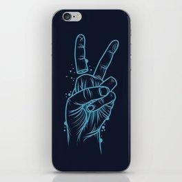 False Peace iPhone Skin