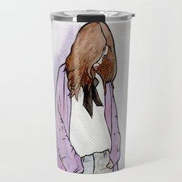 Cozy Cardigan Travel Mug