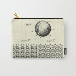 Tennis Ball-1935 Carry-All Pouch