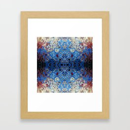 Fantasia in Transit. Framed Art Print