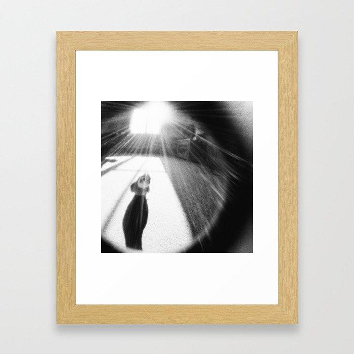 pretty boy Framed Art Print
