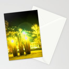 One cold night in Bergen 03 Stationery Cards