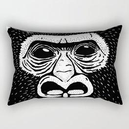 Kiez Affe Rectangular Pillow