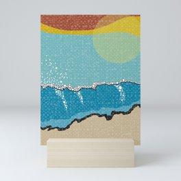 Sunrise I Mini Art Print
