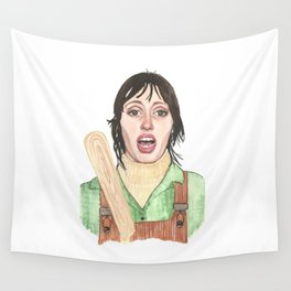 Wendy Torrance - Shining Wall Tapestry
