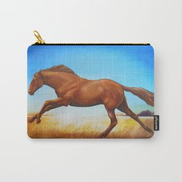 The Race Horse Carry-All Pouch
