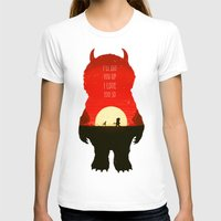 wild things T-shirts featuring Wild Things by Duke Dastardly