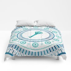 Phantom Keys Series - 07 Comforters