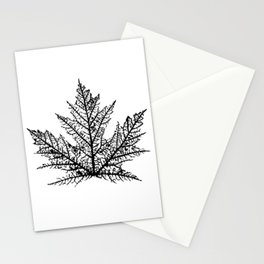 True North, Strong and Free Stationery Cards