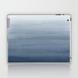 Ocean Watercolor Painting No.2 Laptop & iPad Skin