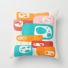 Meoni Throw Pillow