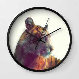 Tiger // Solace Wall Clock