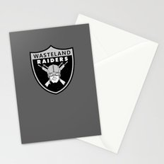 Wasteland Raiders Stationery Cards
