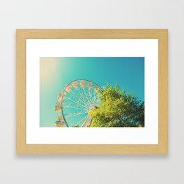 Festival Time! Framed Art Print