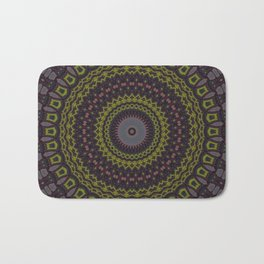 Recreational Maylanta Mandala 104 Bath Mat