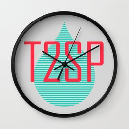 T2SP Wall Clock