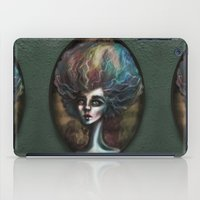 gore iPad Cases featuring Drama of The Dark and Wicked by Ben Geiger