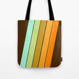 Fer Shure - retro throwback minimal 70s style decor art minimalist 1970's vibes Tote Bag