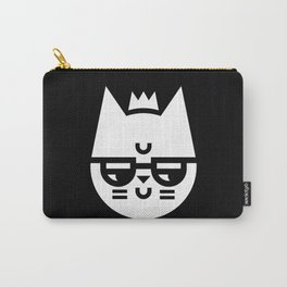 Cynical Cat Carry-All Pouch