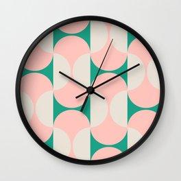 Capsule Cactus Wall Clock