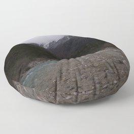 Koritnica River Floor Pillow