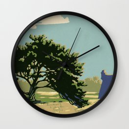 Fort Marion National Monument, St. Augustine, Florida Wall Clock