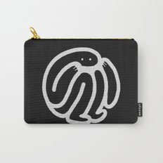 babble · negative ⎌ Carry-All Pouch