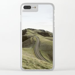 Mount Tam Clear iPhone Case