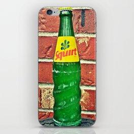 Squirt Soda iPhone Skin