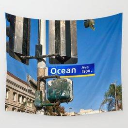 Ocean Avenue Wall Tapestry