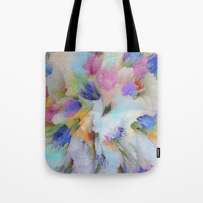 Abstract pattern 54 Tote Bag