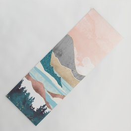 Lake Sunrise Yoga Mat