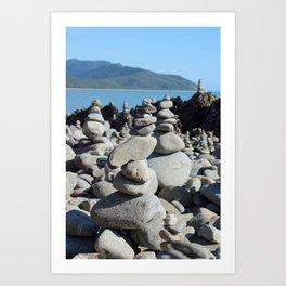 Zen Moments 02 Art Print