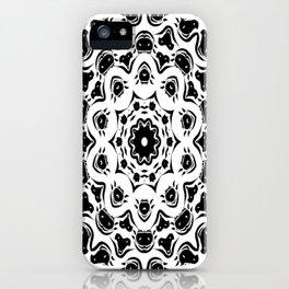 """""""Horse Heads Kaleidoscope"""" iPhone Case"""